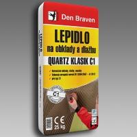 Lepidlo na obklady a dlažbu Quartz Klasik C1 25kg