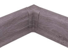 Cezar PREMIUM vnitřní roh, PVC, 59mm, jilm, dekor 117