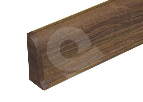 Cezar PREMIUM koncovka levá, PVC, 59mm, dub pálený, dekor 179